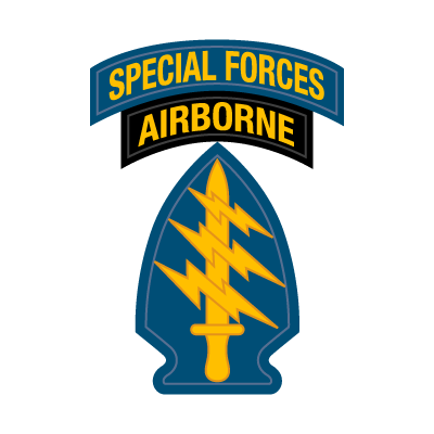 U.S. Army Special Forces vector logo