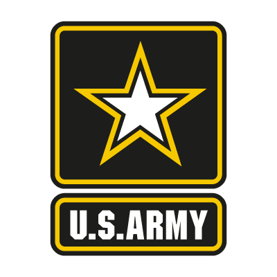 US Army vector logo