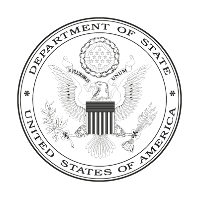 US Department of State (.EPS) vector logo