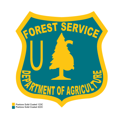 USDA Forest Service vector logo