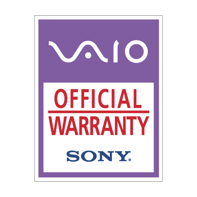 Vaio Notebook logo