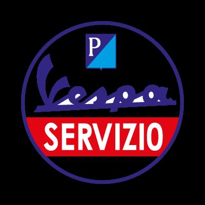 Vespa Servizio vector logo