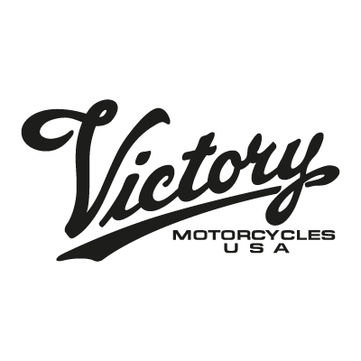 Victory Motorcycles USA vector logo