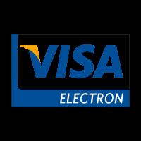 Visa electron new vector logo free