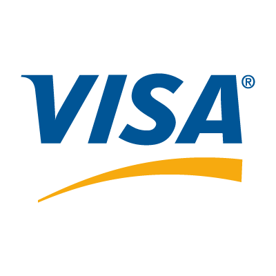 Visa US vector logo free download