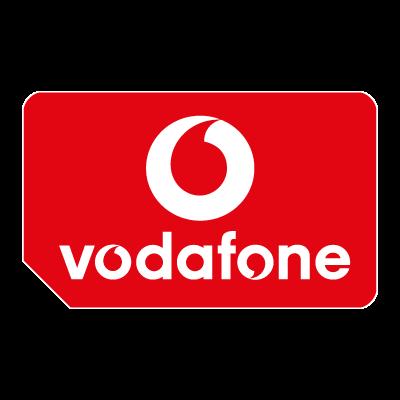 Vodafone Company vector logo