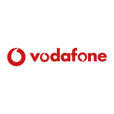 Vodafone Group vector logo