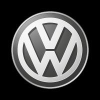 Volkswagen Grey vector logo free download
