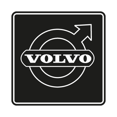 Volvo Black vector logo
