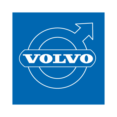 Volvo (Blue) vector logo