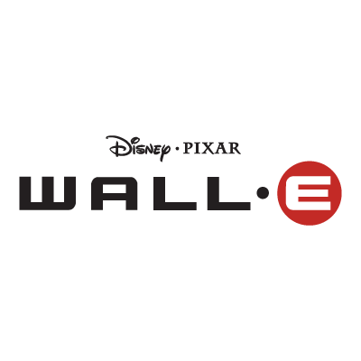 Wall-E vector logo