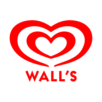Wall's vector logo