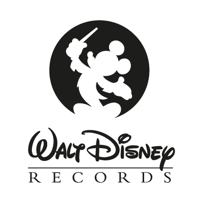 Walt Disney Records vector logo