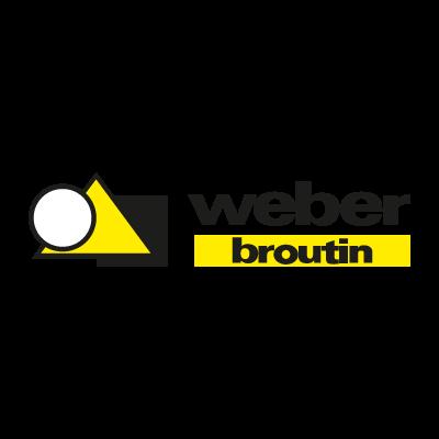 Weber Broutin vector logo