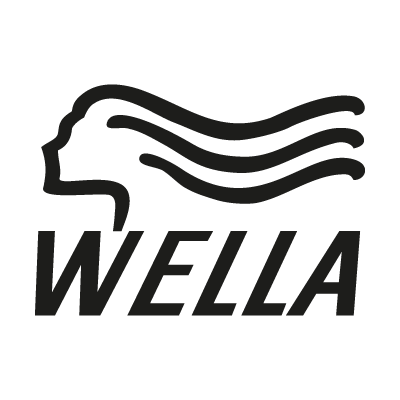 Wella Old vector logo