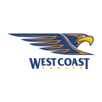 West Coast Eagles vector logo free download