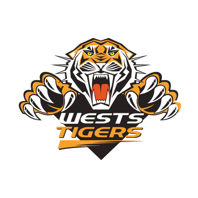 Wests Tigers vector logo