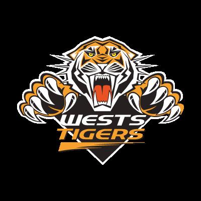 Wests Tigers vector logo
