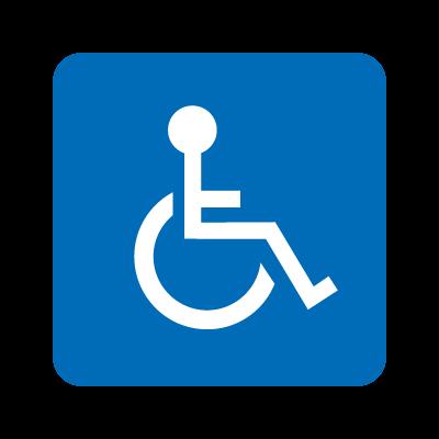 Wheelchair accessible logo