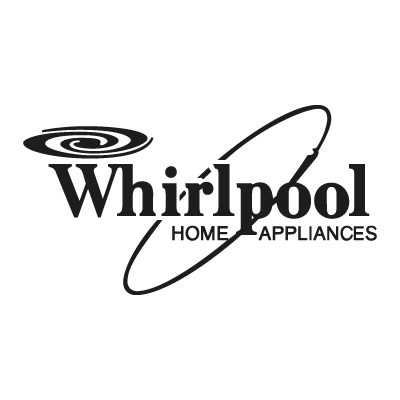 Whirlpool Black vector logo