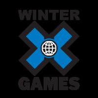 Winter X Games vector logo download free