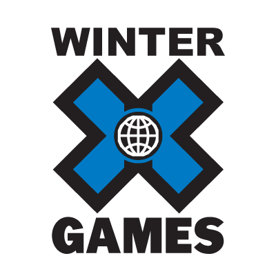 Winter X Games vector logo