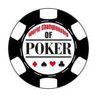 World Championship of Poker vector logo free