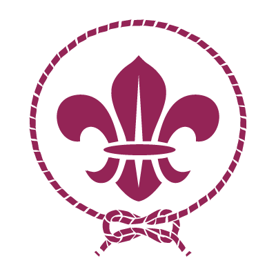 World scout movement vector logo