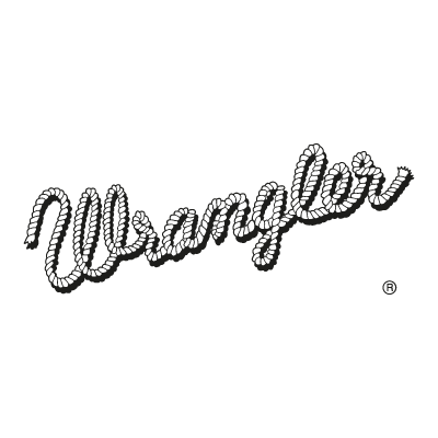 Wrangler Old vector logo
