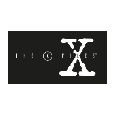 X-Files vector logo