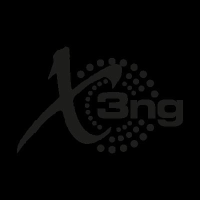 X3ng vector logo