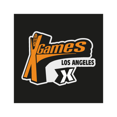 XGames 10 vector logo