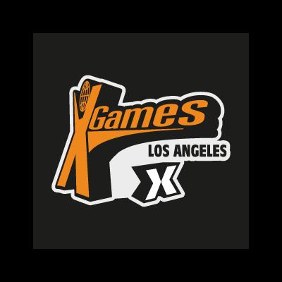 XGames 10 logo
