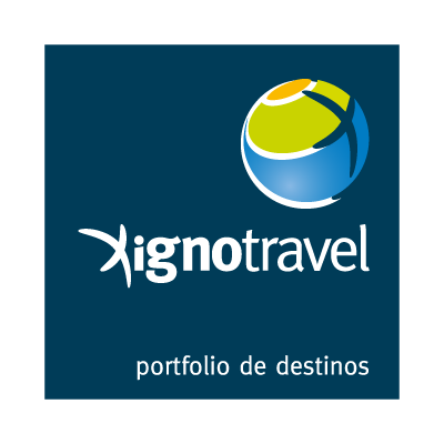 Xigno travel vector logo