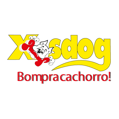 Xis Dog vector logo