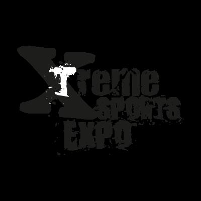 Xtreme Sports Expo vector logo