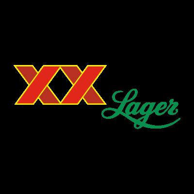 XX Lager (.EPS) vector logo
