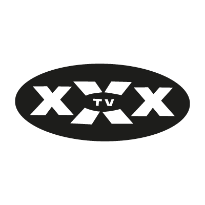 XXX TV vector logo