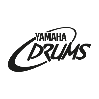Yamaha Drums vector logo
