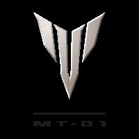 Yamaha MT – 01 vector logo free download
