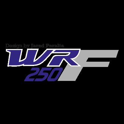 Yamaha WR250F logo