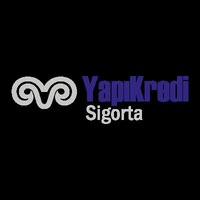 Yapikredi sigorta vector logo