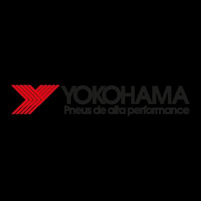 Yokohama rubber vector logo