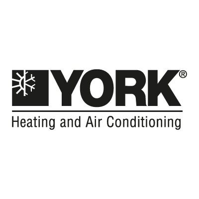 York Black vector logo