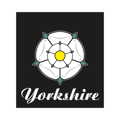 Yorkshire Rose vector logo