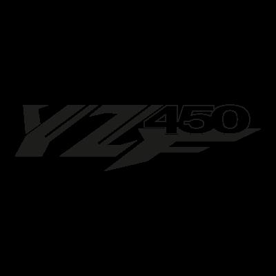 YZ 450 F logo