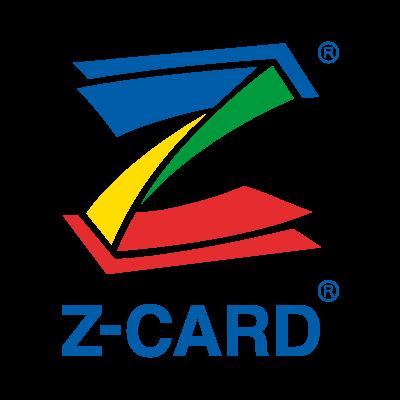 Z-Card vector logo