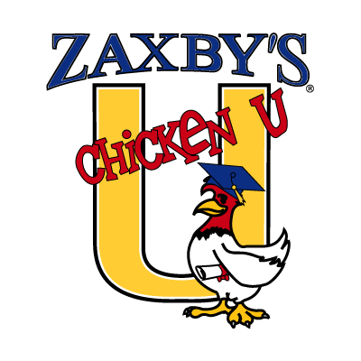 Zaxbys Chicken U vector logo