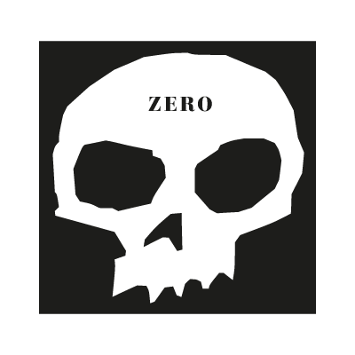 Zero Skateboards vector logo