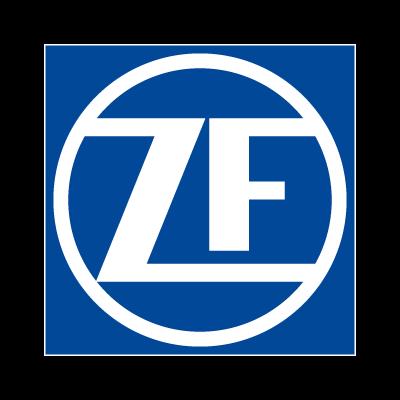 ZF vector logo